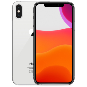 Apple IPhone XS Max 256GB Zilver Refurbished A-grade